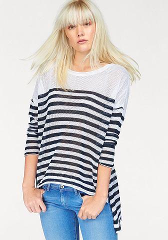Пуловер в полоску »Maelle«...