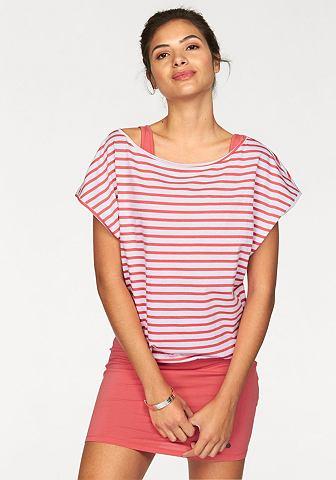 Платье 2в1 (Набор 2 части с T-Shirt)