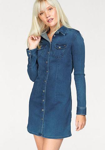 Pepe джинсы платье джинсовое