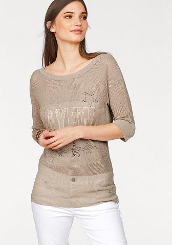 LAURA SCOTT Трикотажный пуловер
