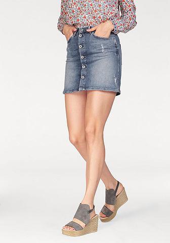 Pepe джинсы юбка джинсовая »TATE...