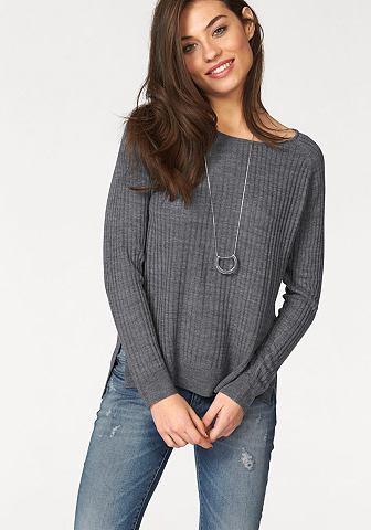 Пуловер с круглым вырезом »ROSE&...