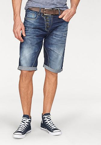 Cipo & Baxx бермуды джинсовые