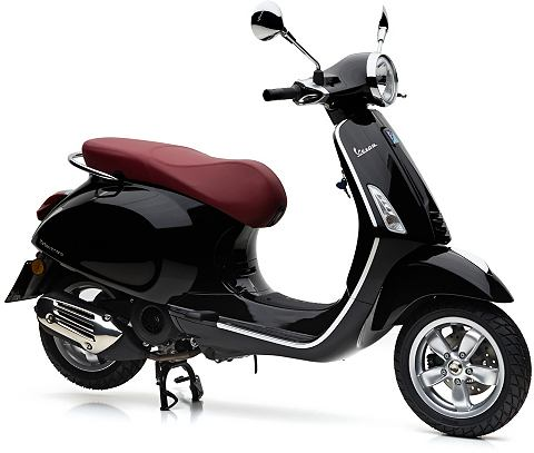 Motoroller 125 ccm 107 PS 91 km/h черн...