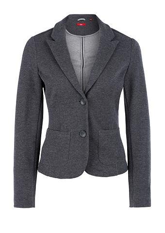 Taillierter пиджак трикотажный