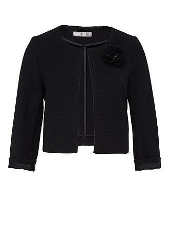 Куртка короткая с Ansteckblume