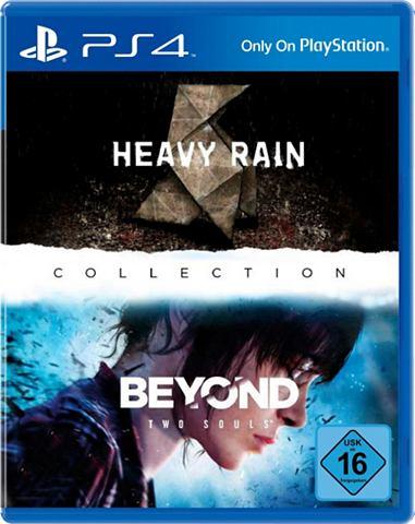 The Heavy Rain и Beyond: два Souls Col...