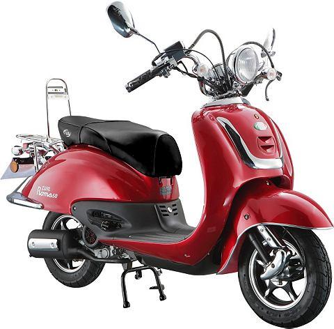 Retro-Motorroller