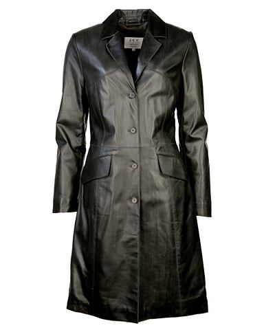 Пальто кожаное для женсщин Cabana