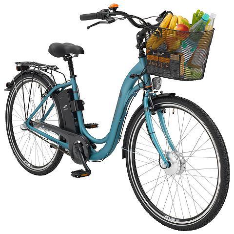 Электрический велосипед City для женсщ...
