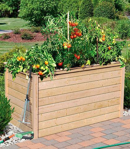 KARIBU Ящик для растений »2« Bx T...
