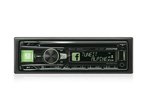 1-DIN CD-Tuner »CDE-195BT«...