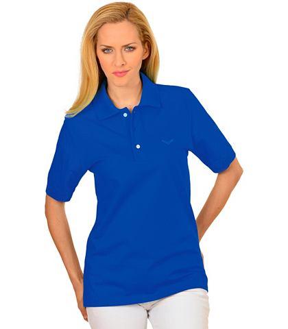 Рубашка поло Piqué-Qualitä...