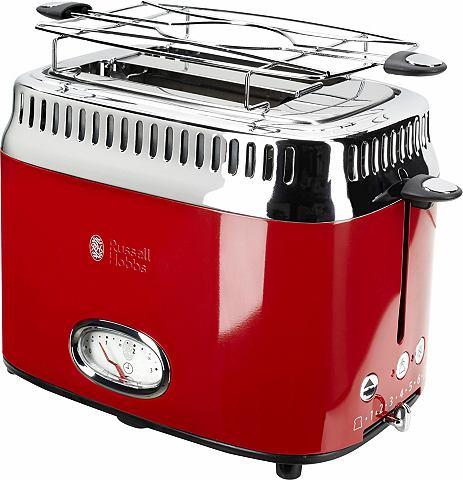 Компактный тостер 21682-56 для 2 Schei...
