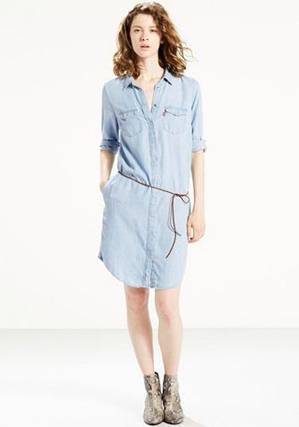 ® платье джинсовое »Iconic W...