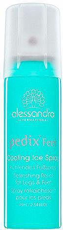 »Pedix Cooling Ice Spray« ...