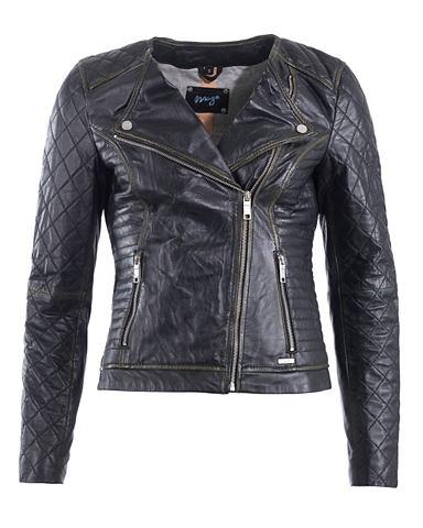 Куртка кожаная для женсщин Constanzo