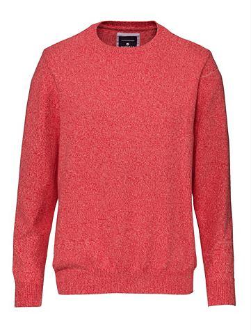 Пуловер из Effektgarn
