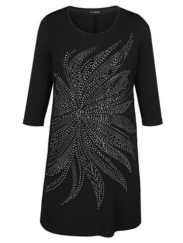 Платье с сверкающий Ziersteinen besetz...