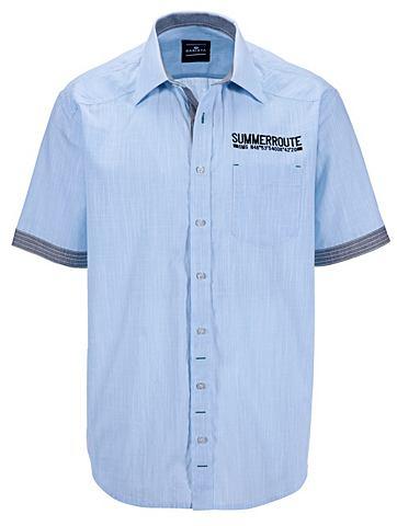 Рубашка в нежный качественный трикотаж...