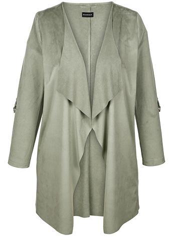 Рубашка-куртка в Veloursqualit