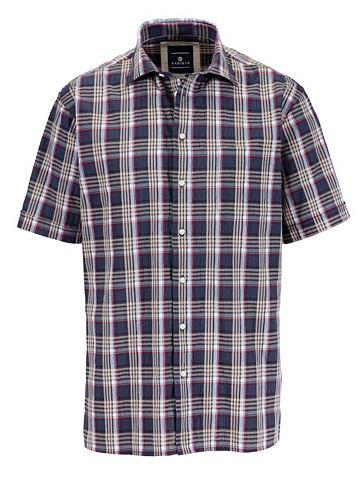 Seersucker-Hemd в летний Qualit