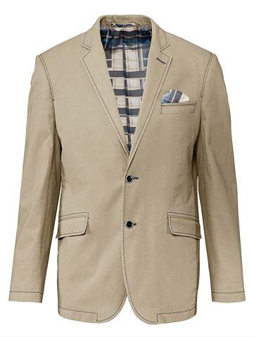 Пиджак с красивый Kontraststeppung