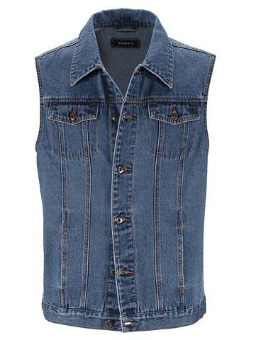 Жилет джинсовый в Джинс