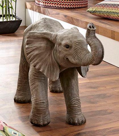 Декоративная Статуэтка »Elefant&...