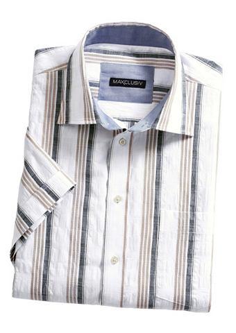 Рубашка с коротким рукавом в luftigem ...