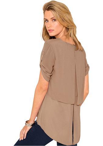 Création L блузка длинная в duf...