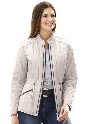 Куртка стеганая с streckendem Steppmus...