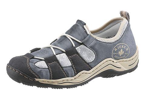 Туфли-слиперы с PU-Laufsohle