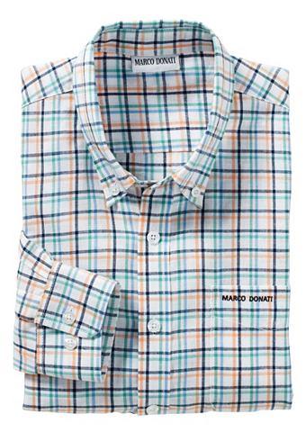 Рубашка с длинными рукавами в Leinenst...