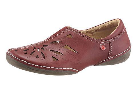 Туфли-слиперы с luftigen Perforationen...
