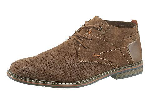 Ботинки со шнуровкой с PU-Laufsohle