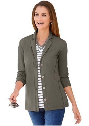 Пиджак трикотажный в PURE WEAR-Qualit&...