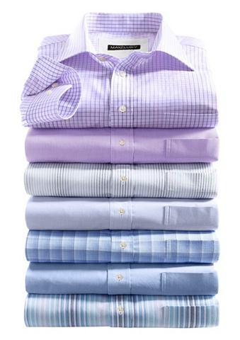 Рубашка с коротким рукавом в разный De...