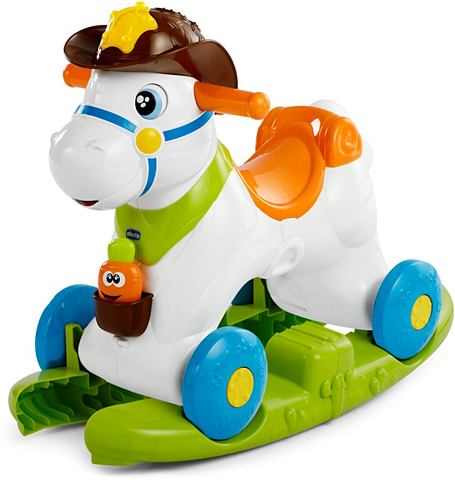® 2in1 конь-качалка с Soundfunktio...