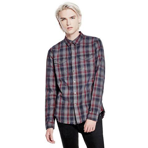 Рубашка окантовка в R