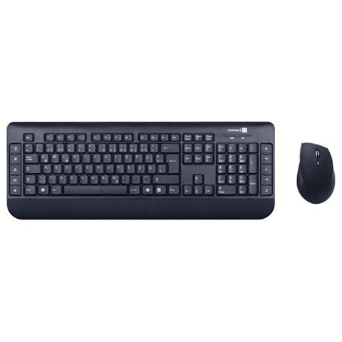Tastatur »IT Wireless keyboard +...
