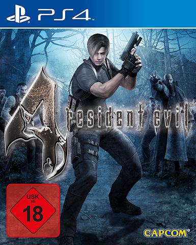 Resident Evil 4 Play Station 4