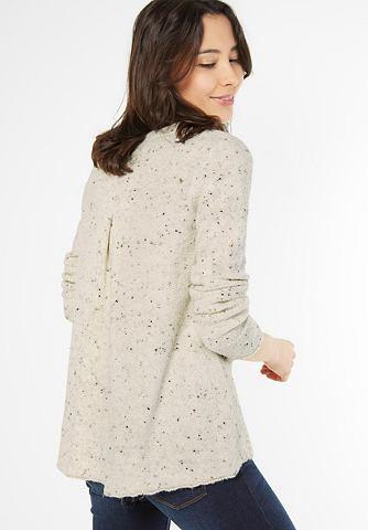 Melierter пуловер Antonia