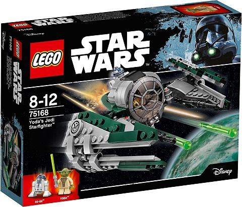 ® Yoda's Jedi Starfighter? (75168)...