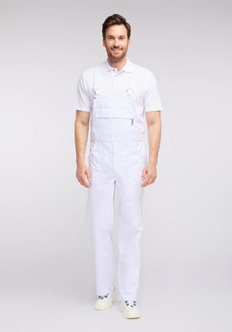 PIONIER WORKWEAR HACCP брюки с подтяжками
