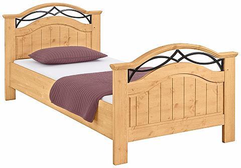 Кровать из массива дерева »Katja...