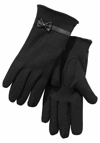 J. JAYZ J.Jayz перчатки вязаные