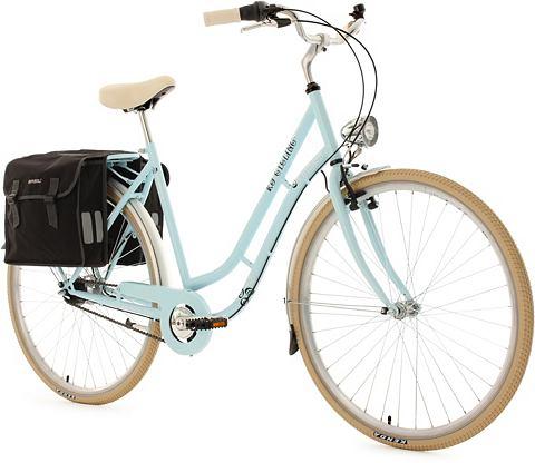 Женский велосипед 28 Zoll blau 7 Gang ...