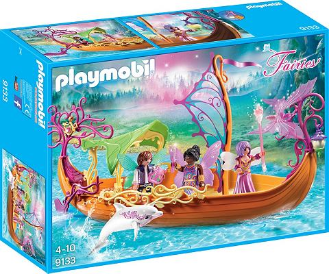 PLAYMOBIL ® галантный Feenschiff (9133) &raq...