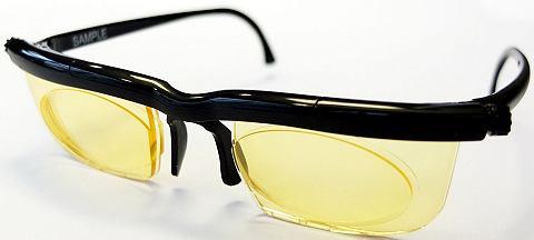 Computerbrille individuell einstellbar...